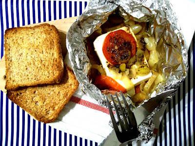 Grillezett feta görög módra főfotó