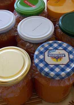 Fahéjas, almás, sütőtök lekvár