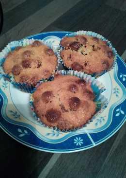 Kókuszos Nesquik muffin