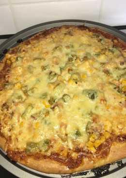 Házi pizzatészta, egyszerűen