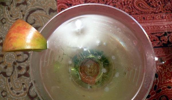 Appletini koktél recept főfotó