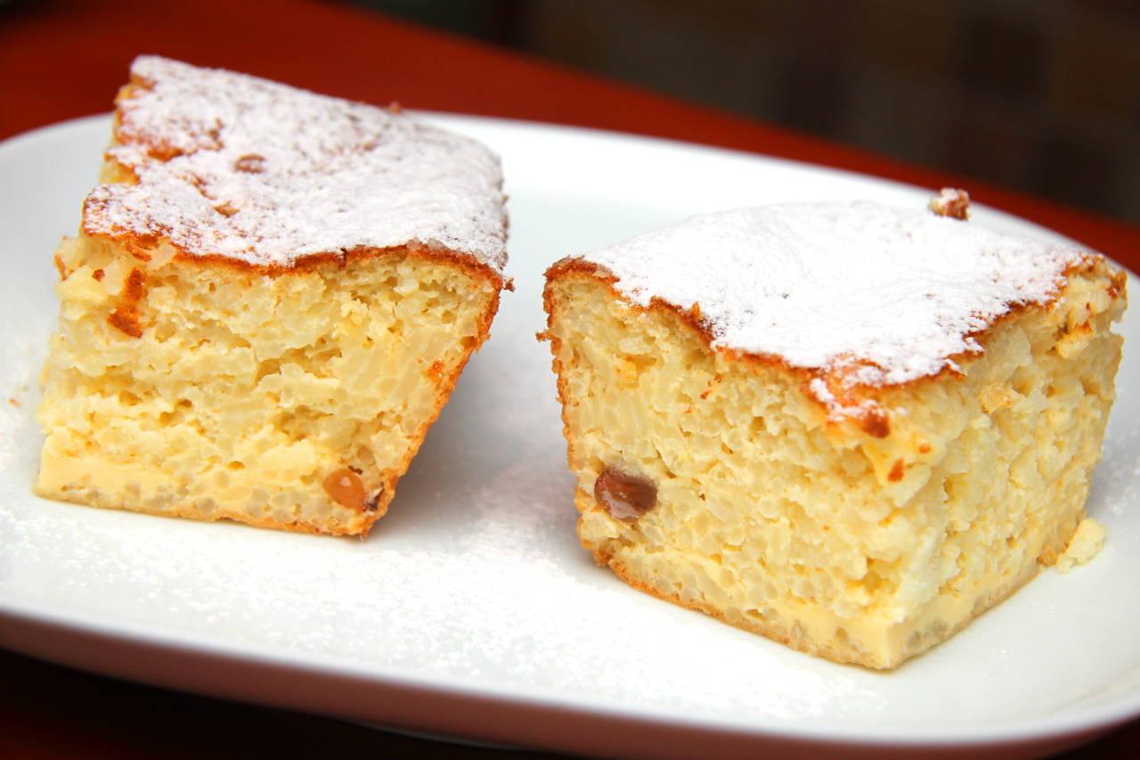Rizsfelfújt (Rizskoch) recept főfotó