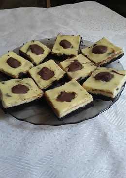 Oreós-csokis kocka