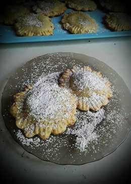 Mini pite (meggyes és almás)