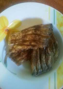 Tiszai sült hal