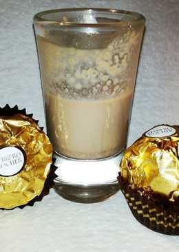 Ferrero rocher likőr házilag