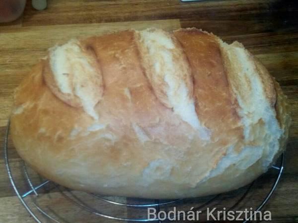 Fokhagymás express kenyér