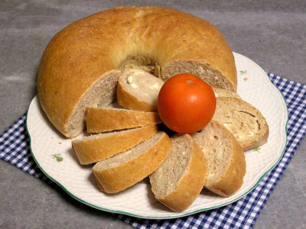 Feta sajtos kenyér főfotó