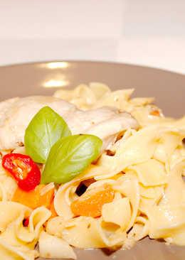 Pikáns olasz csirkecomb