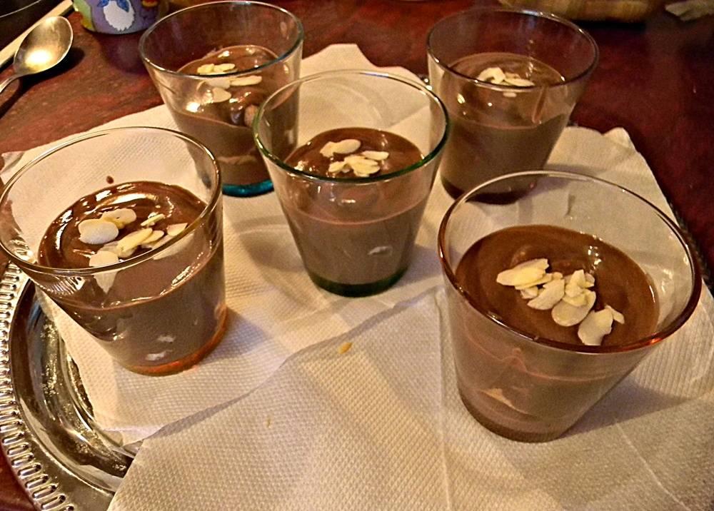 Csokis pohárkrém recept főfotó