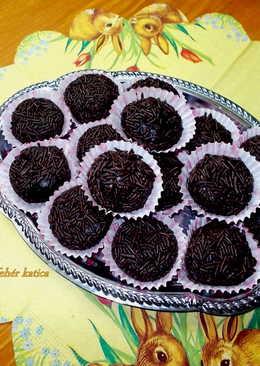 Brigadeiro, a brazil csokoládé bonbon