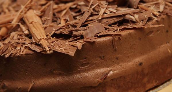 Tejszínes csokoládétorta recept főfotó