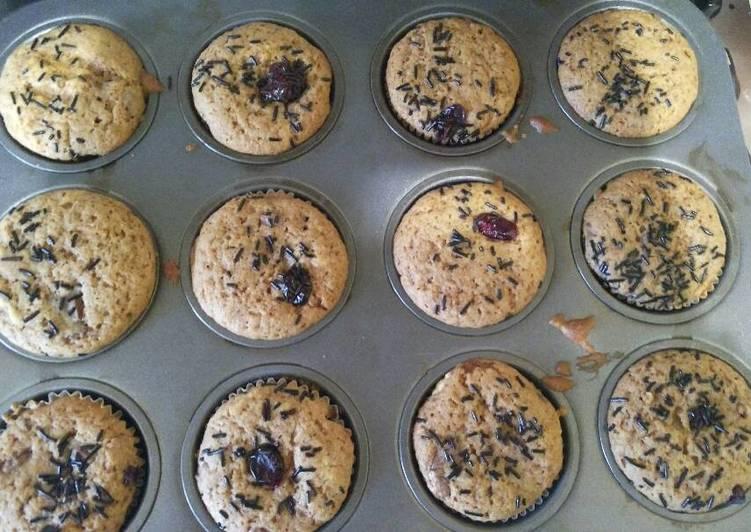 Omlós muffin