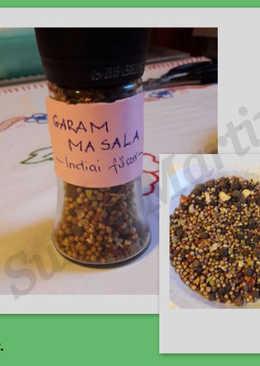 Garam Masala indiai fűszerkeverék