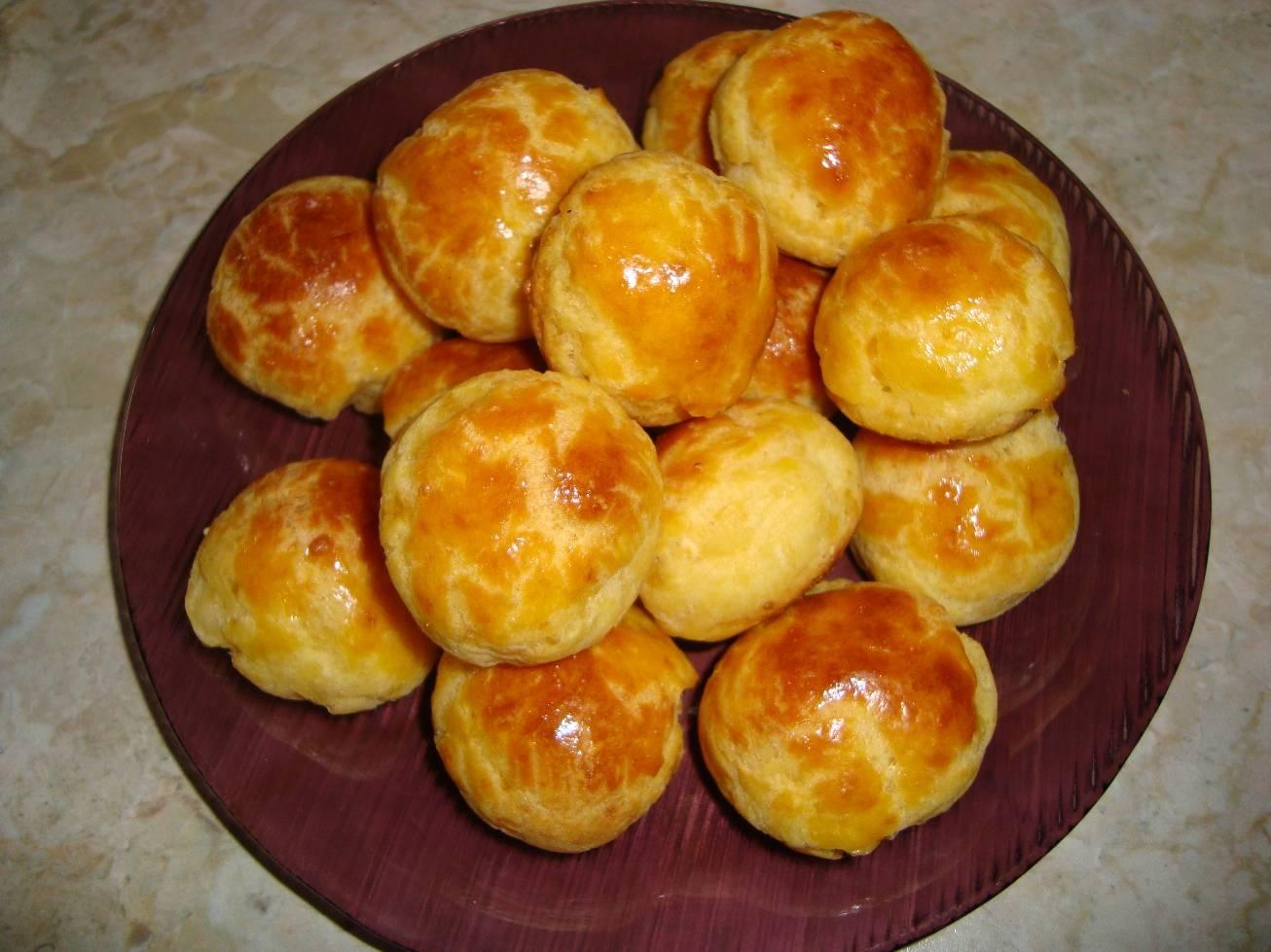 Sajtfánk, sajtos pufi recept főfotó