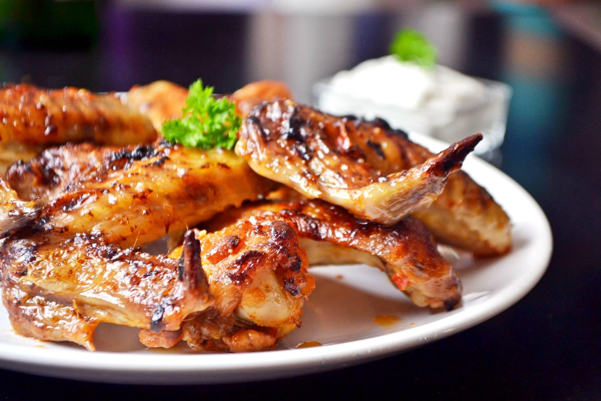 Buffalo csirkeszárnyak recept főfotó