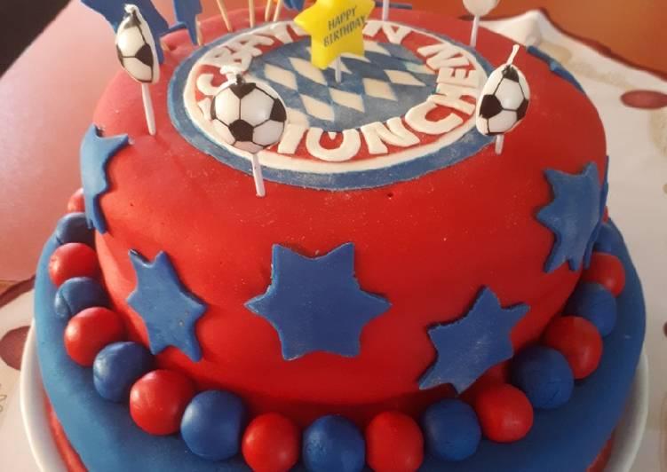 Bayern München torta