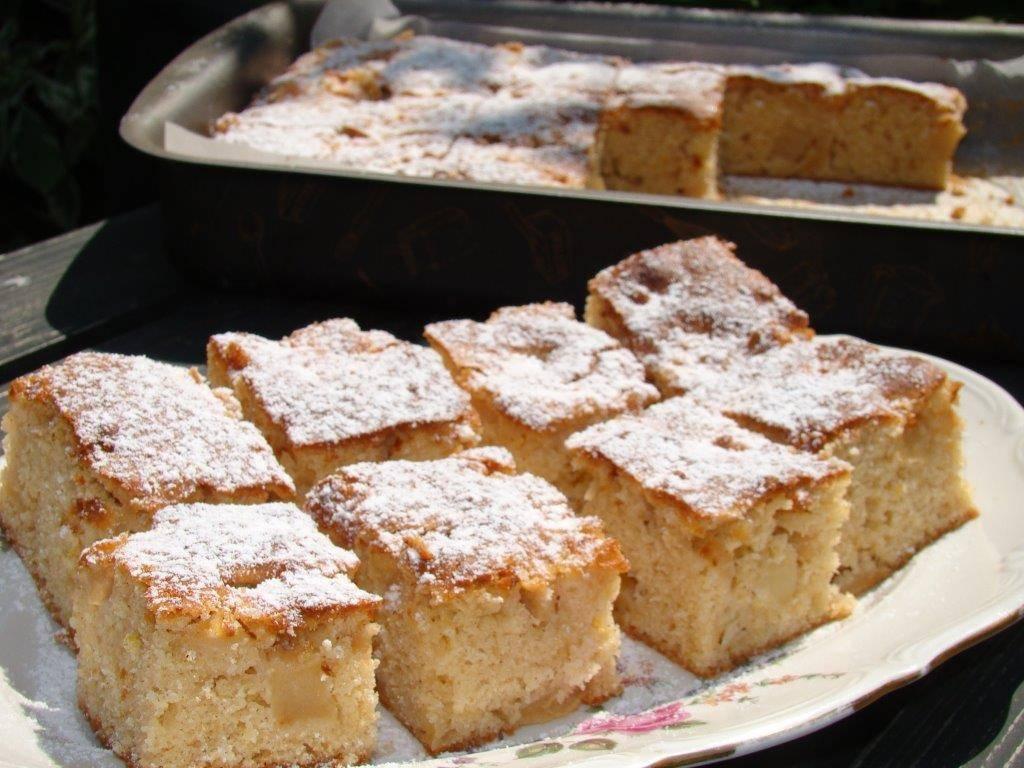 Bögrés almás süti recept főfotó