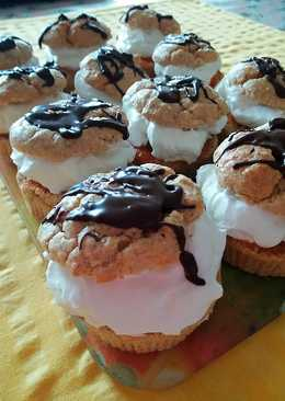 Csodás töltött muffin MiCsillától