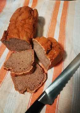 Teljes kiőrlésű rozsos kenyér, kovász nélkül