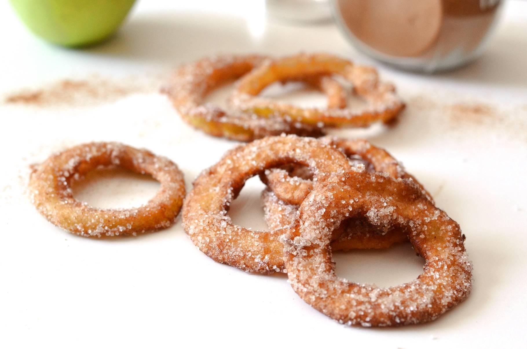 Fahéjas almakarika recept főfotó