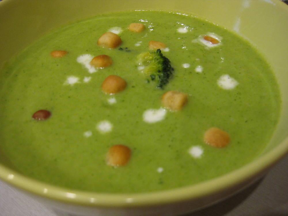 Brokkoli krémleves recept II. főfotó