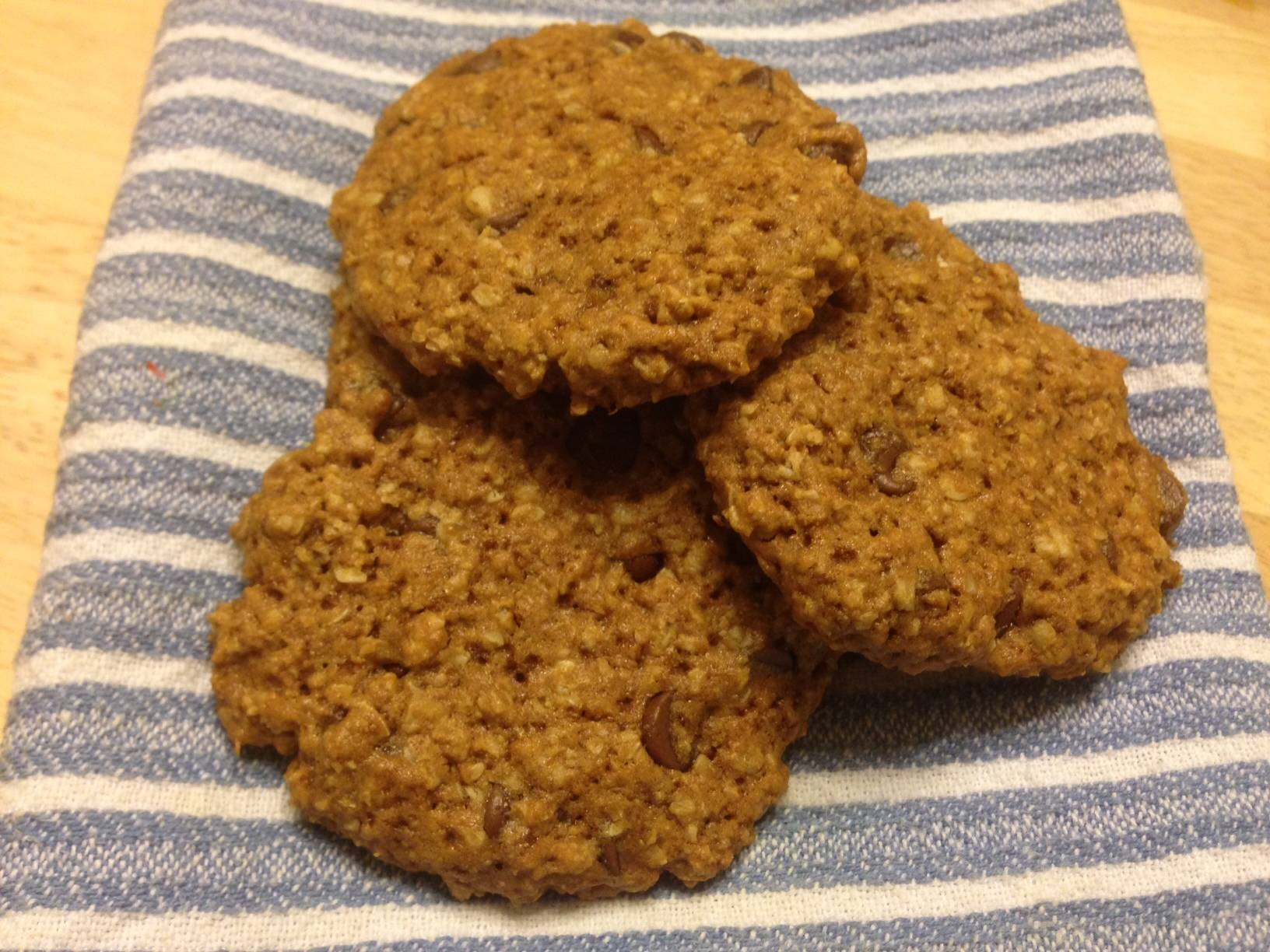 Csokis cookie recept főfotó
