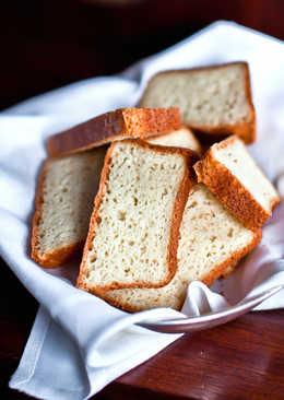 Liszt-, és tejmentes fehér kenyér