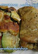 Borsos-mustáros csirkecombfilé