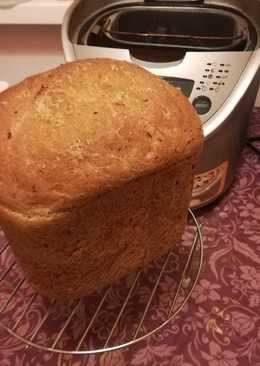 Házi kenyér, kenyérsütőgépben