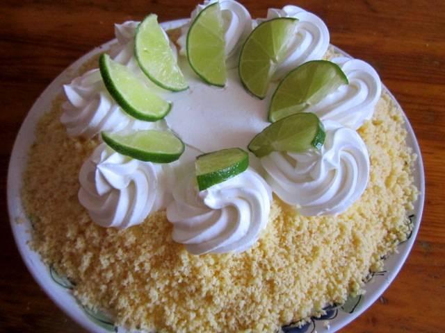 Zöldcitromos pite recept (Key Lime Pie) főfotó