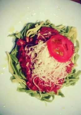 Bolognai spagetti, olívaolajjal 🍃🍝