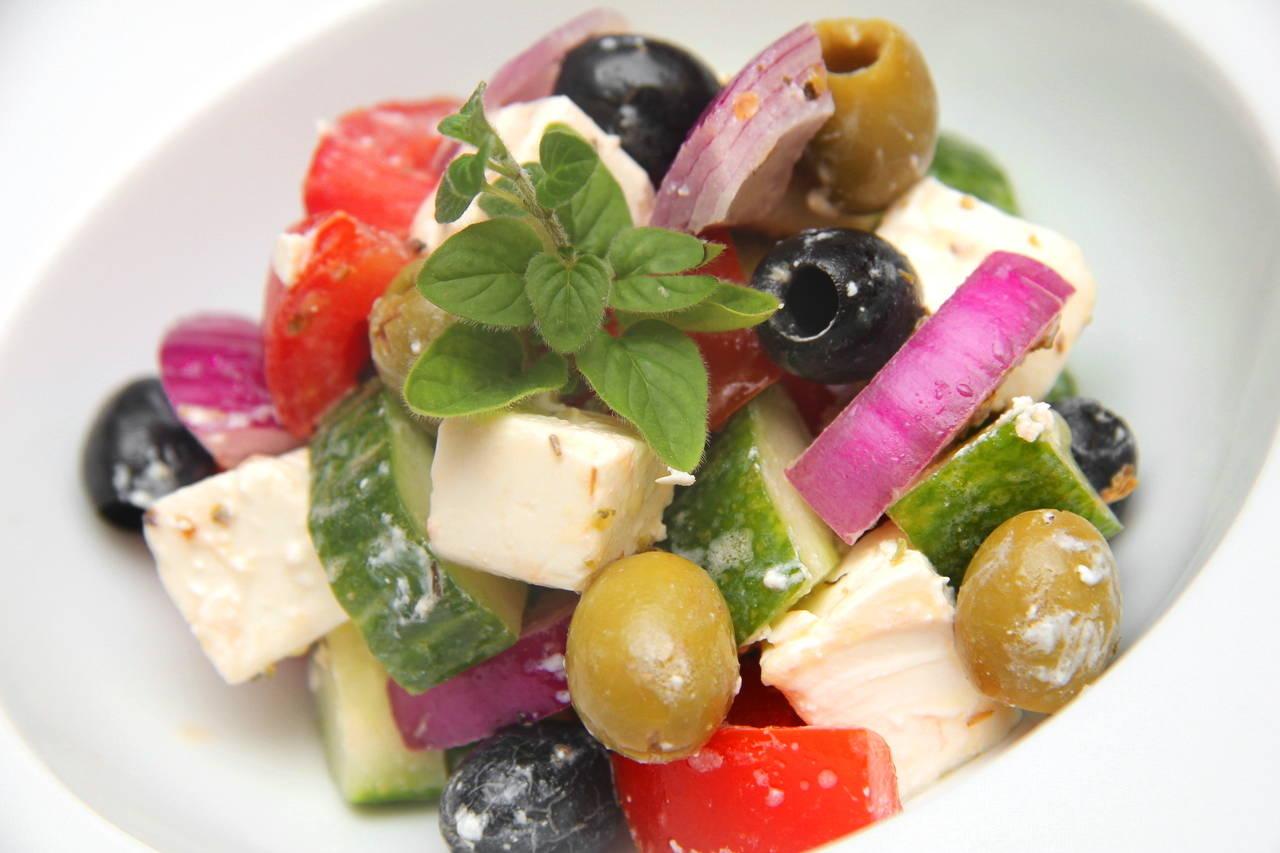 Görög saláta recept (Horiatiki) főfotó