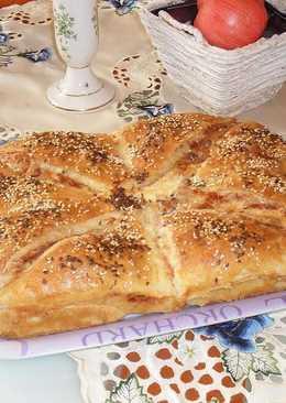 KOMBE töltött kenyér