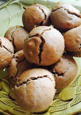 Fahéjas almás muffin