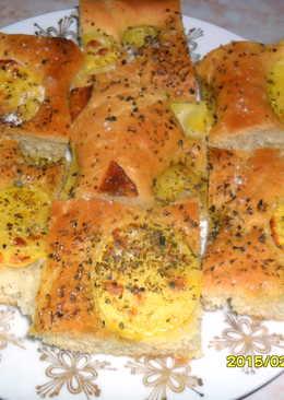 Olasz olívás kenyér