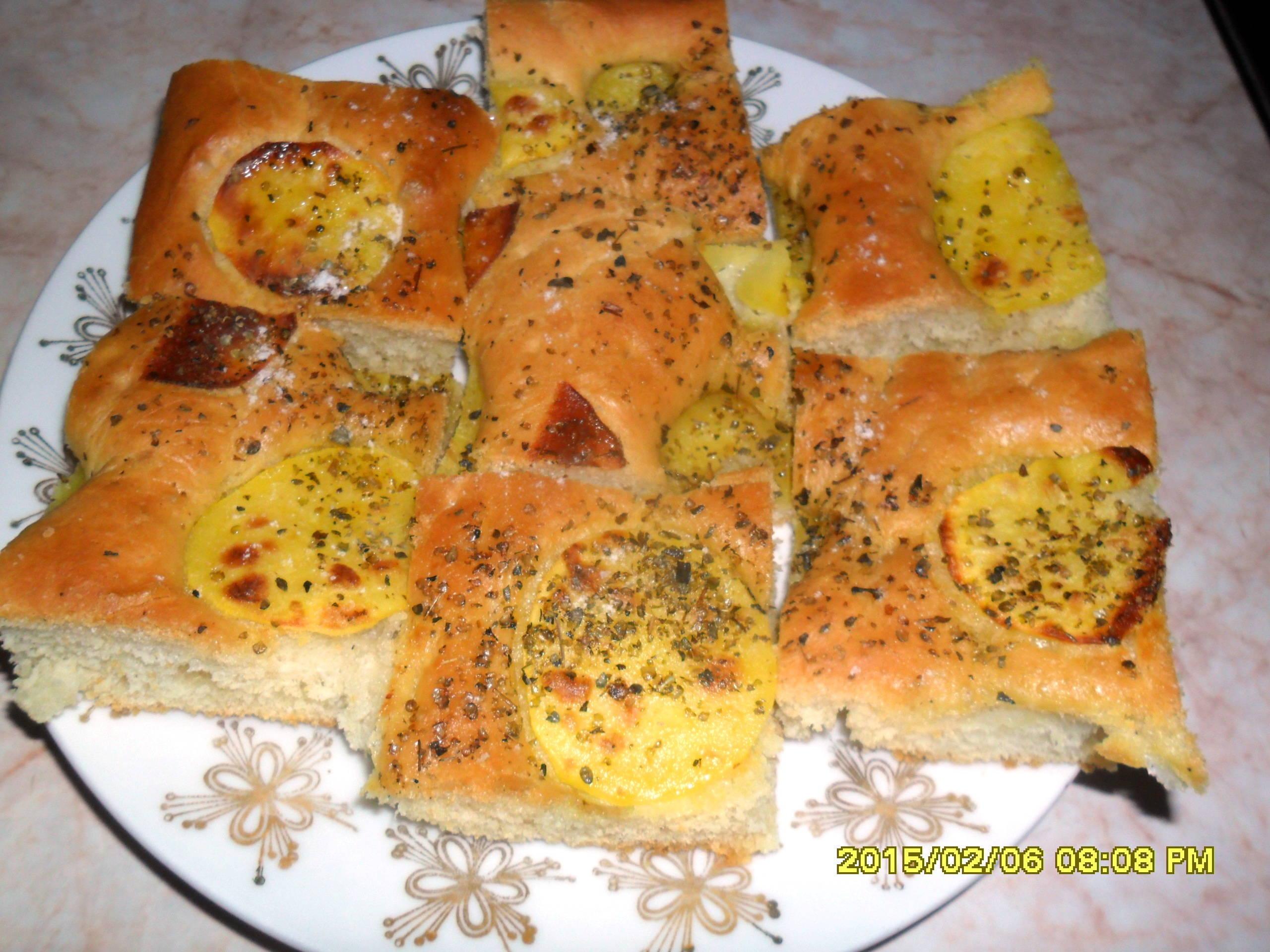 Olasz olívás kenyér recept főfotó