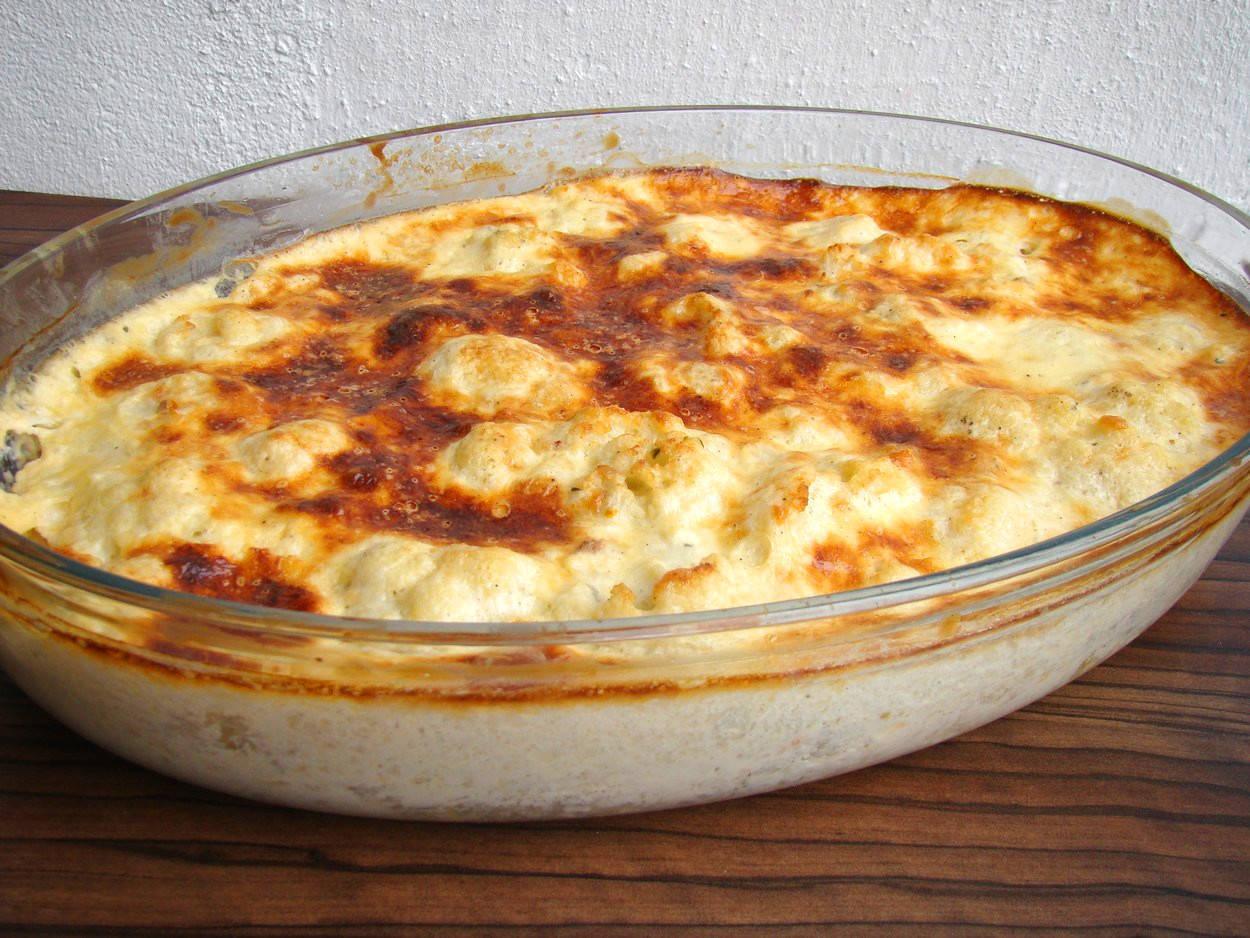 Tepsis csirkemell recept karfiollal - APRÓSÉF.HU..