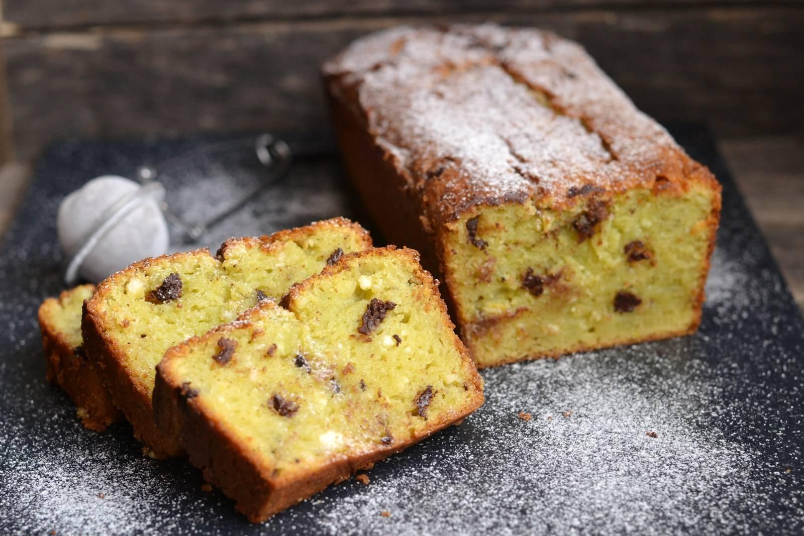 Avokádós ricottás süti recept főfotó