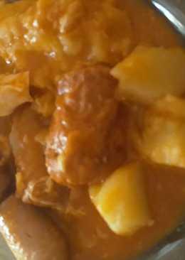 Krumpli paprikás (ahogy mi szeretjük)