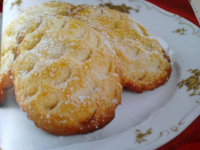 Omlós-vaníliás fenyőtoboz recept főfotó