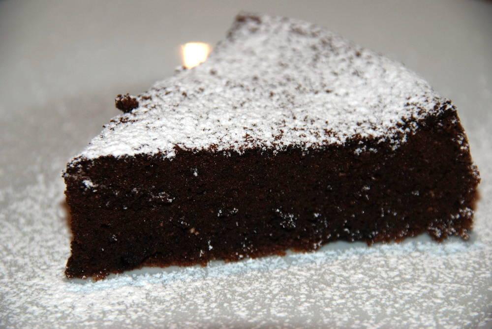 Gyors csokoládétorta recept  főfotó