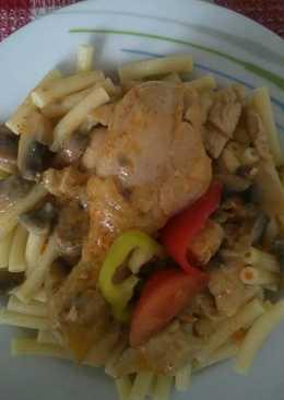 Igazi menzás Bakonyi csirke 🐔