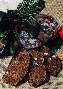 Tiroli almás-karácsonyi kenyér