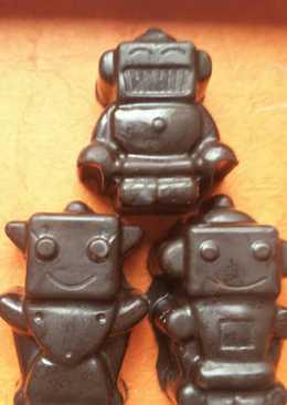 Gyömbères bonbonrobotok
