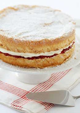 Viktória torta