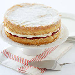 Viktória torta recept főfotó