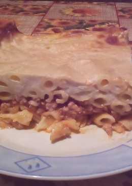 Görög rakott tészta