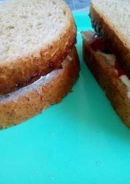 Sült szendvics