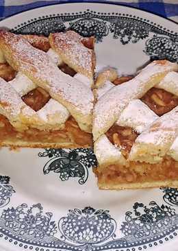 Isteni omlós almás pite